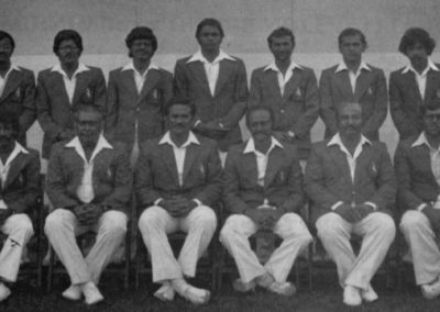 1977 kca tripple champions